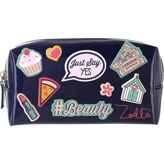 Zoella Beauty Sticker Me! Beauty Bag