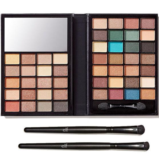 e.l.f. Beauty Clutch Eyeshadow Set - 48 colours