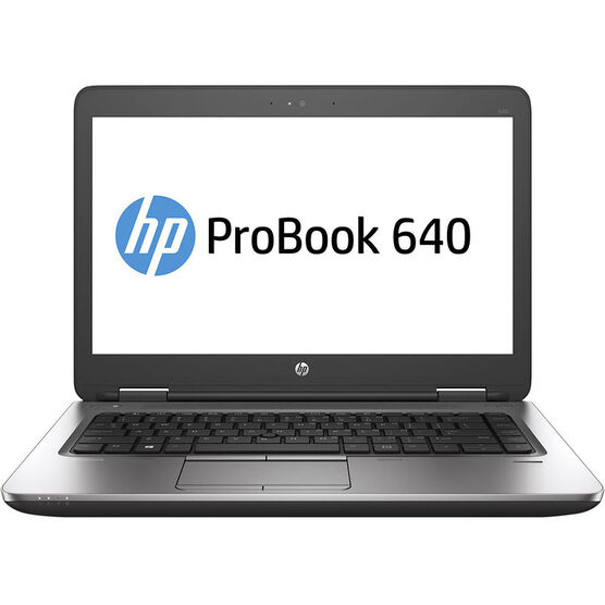 HP ProBook 640 G2  Business Laptop - 14 inch - V1P72UT#ABL