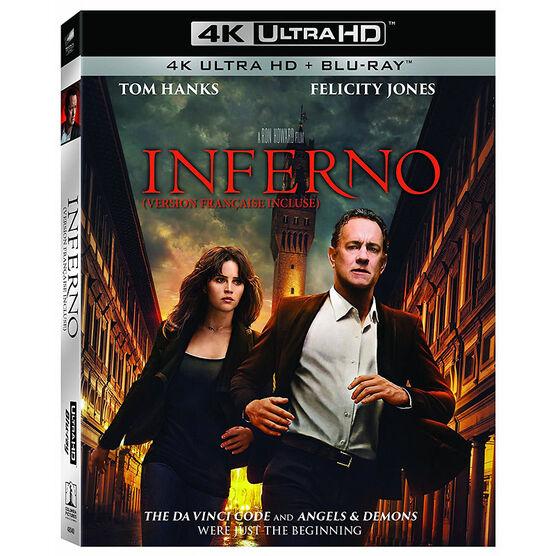 Inferno - 4K UHD Blu-ray