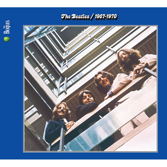 The Beatles - The Beatles: 1967-1970 - CD