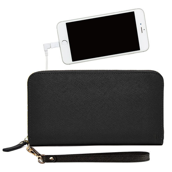 HButler Mighty Purse Wallet - Black - HBMP431