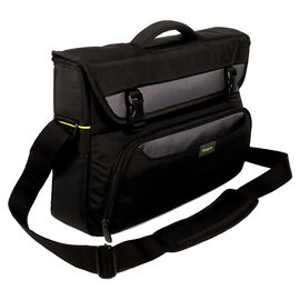 Targus City Gear Laptop Messenger - 15-17.3inch - Black - TCG270