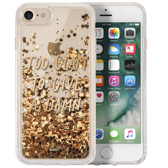 Laut Pop Liquid Case for iPhone 6/7/8 - Glitter Glam - LAUTiP7SPOPGL