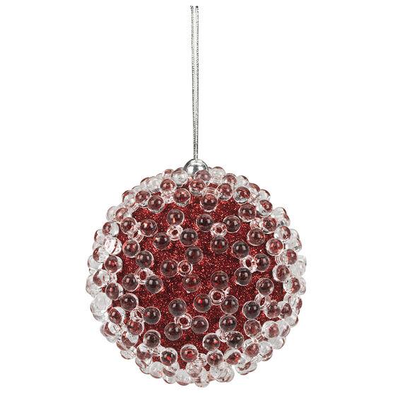 Wild Berries Bubbles Ball Ornament - 3.9in