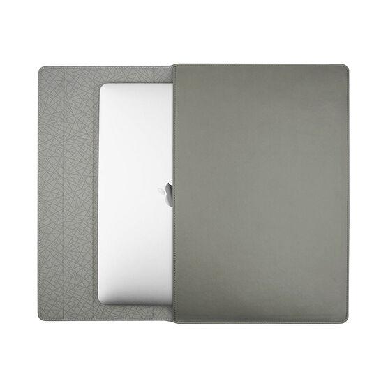 Logiix Envelope Laptop Notebook Tablet Sleeve - 13 Inch - Slate Grey