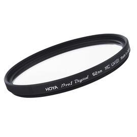 Hoya 62mm Pro 1D UV DMC Filter
