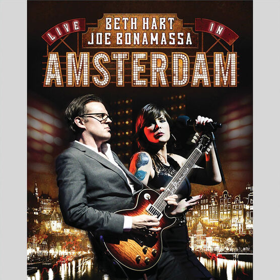 Beth Hart & Joe Bonamassa: Live In Amsterdam - Blu-ray