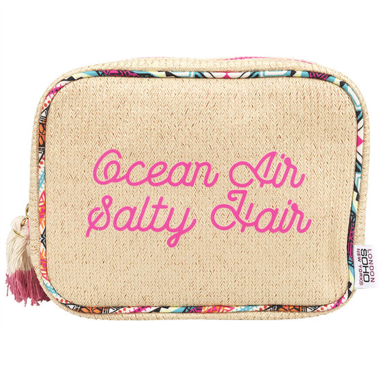 Soho Beautiful Beachy Double Zip Organizer - A002654LDC