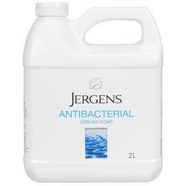 Jergens Antibacterial Cream Soap - 2L
