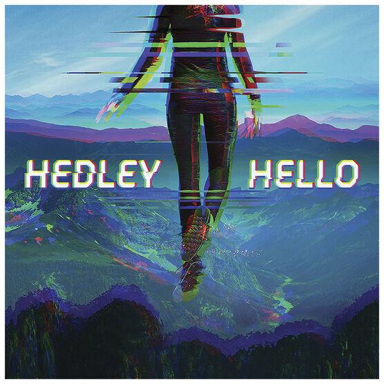 Hedley - Hello - CD