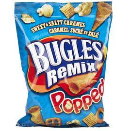 Bugles Remix Popped - Sweet & Salty Caramel - 156g