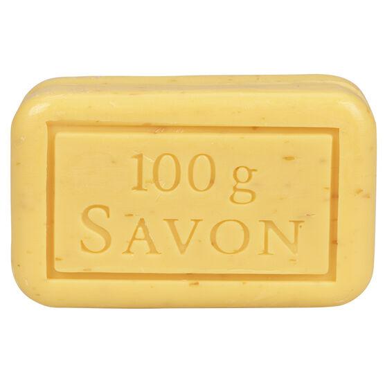 ECObalance Bar Soap - Lemon & Sweet Basil - 100g