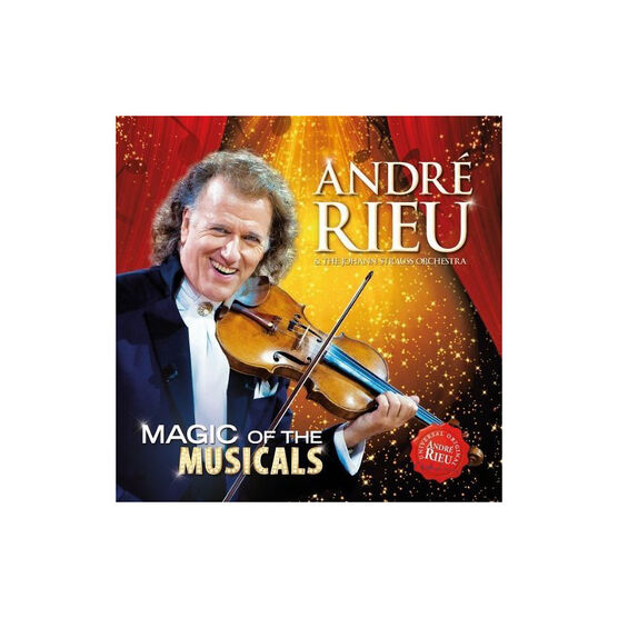 Andre Rieu - Magic Of The Musicals - CD