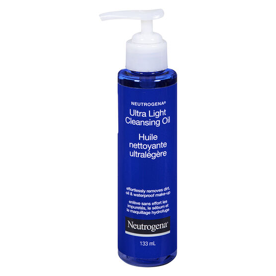 Neutrogena Ultra Light Cleansing Oil - 133ml
