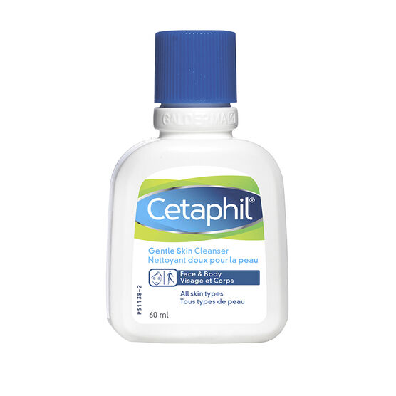 Cetaphil Cleanser - 60ml