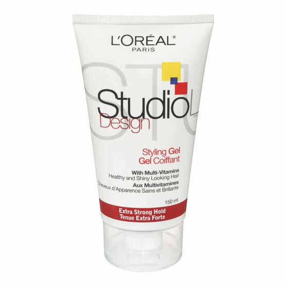 L'Oreal Studio Line Extra Strong Hold Design Gel - 150ml