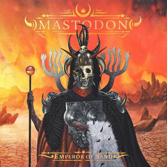 Mastodon - Emperor of Sand - 2 LP Vinyl