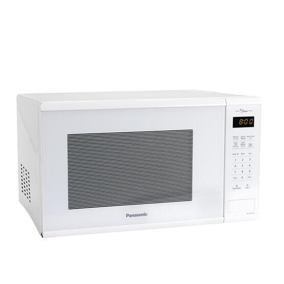 Panasonic 1.3 Cu.Ft. Genius Microwave - White