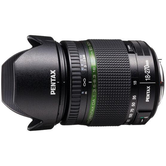 Pentax DA 18-270mm SDM Lens - 21497