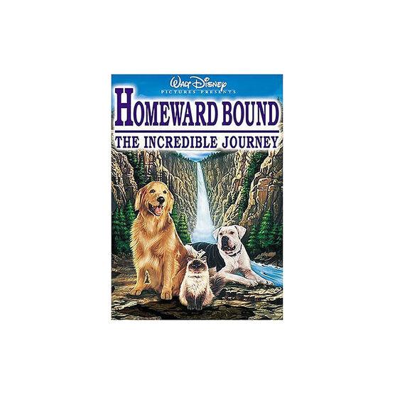 Homeward Bound: The Incredible Journey - DVD