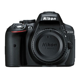 Nikon D5300 Body Only - Black - 33872