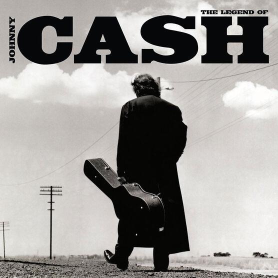 Johnny Cash - The Legend Of Johnny Cash - CD