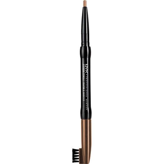NYX Professional Makeup Auto Eyebrow Pencil - Light Brown