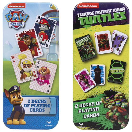 Disney Frozen Playing Cards - Assorted - 2 pack