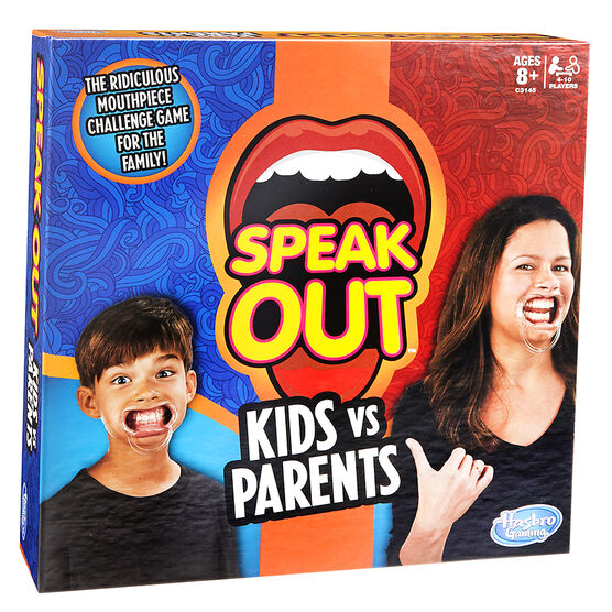 Speak Out - Kids Vs. Adults