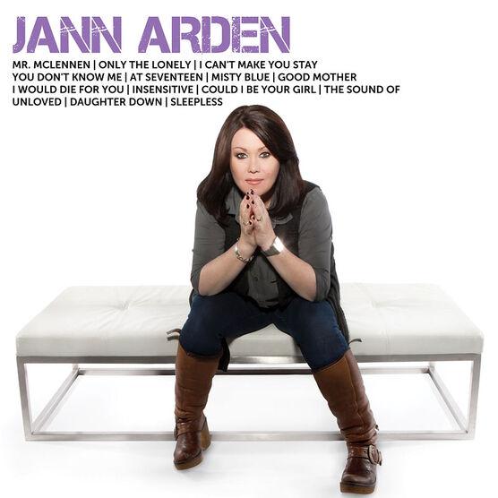 Jann Arden - ICON - CD