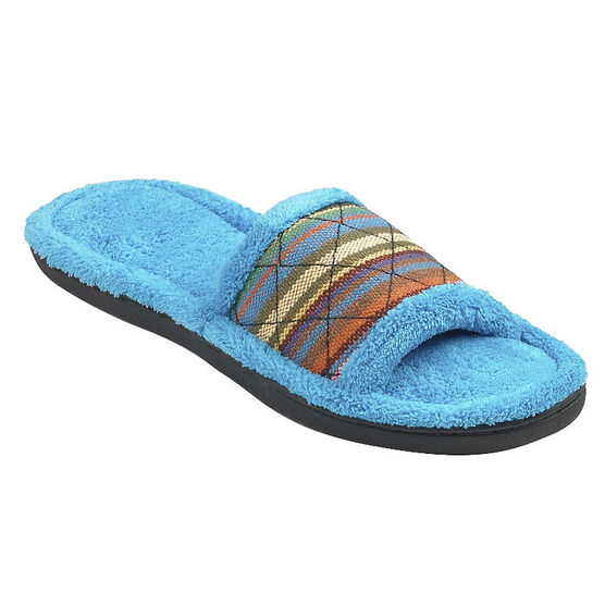 Isotoner Terry Slide-On Slipper - 91007