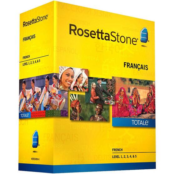 Rosetta Stone French - Levels 1-5