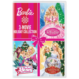 Barbie Holiday Collection - DVD
