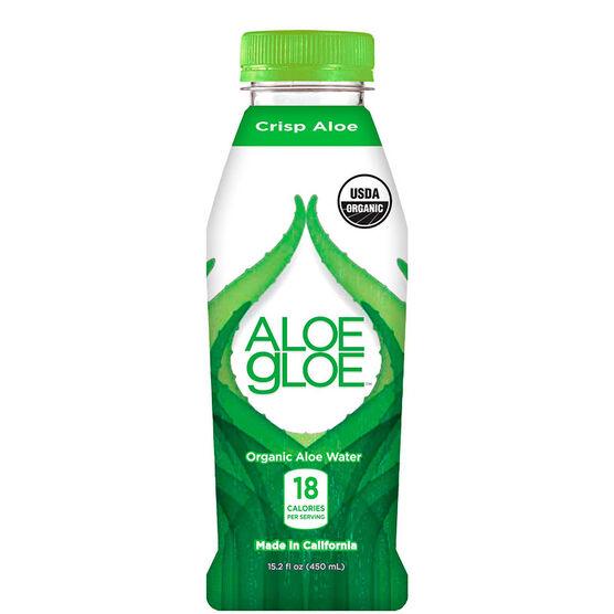 Aloe Gloe Organic Aloe Water - 450ml