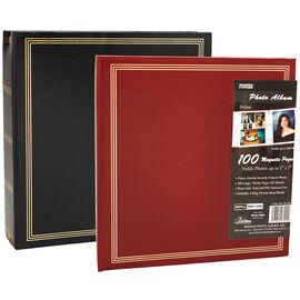 Pioneer Magnetic 100-Page Photo Album - Assorted