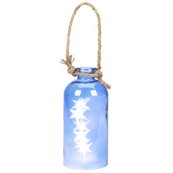London Drugs LED Glass Bottle Lamp - Assorted - 11 x 23cm