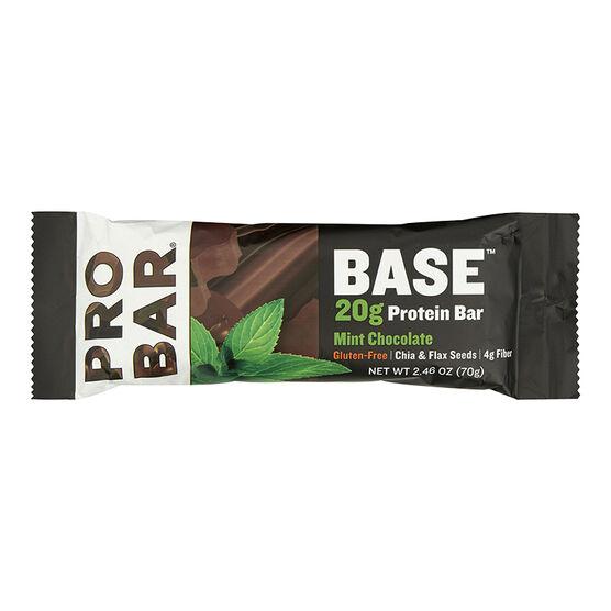 Pro Bar Base Bar 20g Protein Bar - Mint Chocolate - 70g