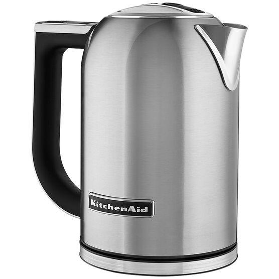 KitchenAid 1.7L Electric Kettle - Stainless Steel - KEK1722SX