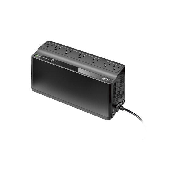 APC Back-UPS Uninterrupted Power Supply - 7 Outlets - 1 USB - 650VA - BN650M1-CA