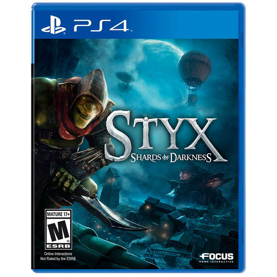 PS4 Styx Shards of Darkness
