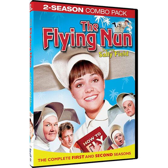 The Flying Nun: Seasons 1 and 2 - DVD