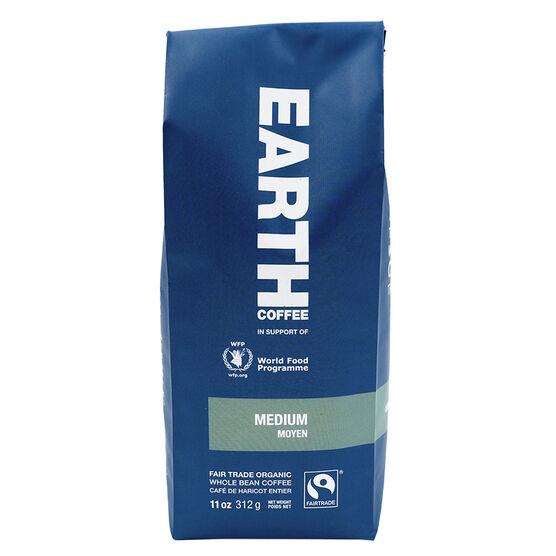 Earth Coffee Medium Roast - 312g