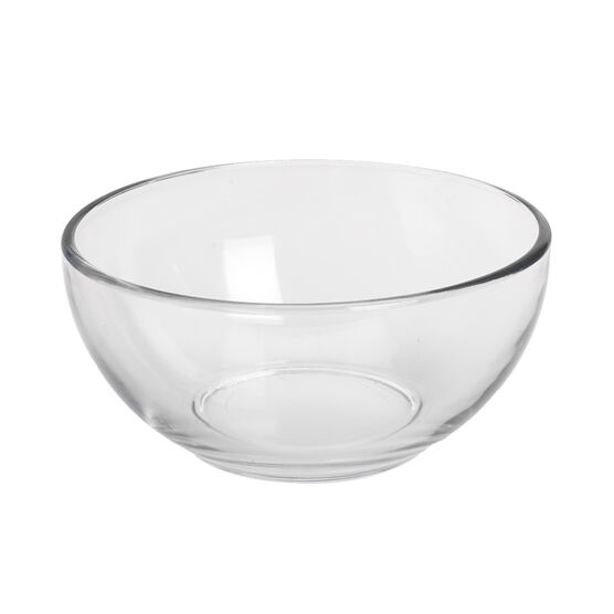 Moderno Cereal Bowl - Clear - 6inch