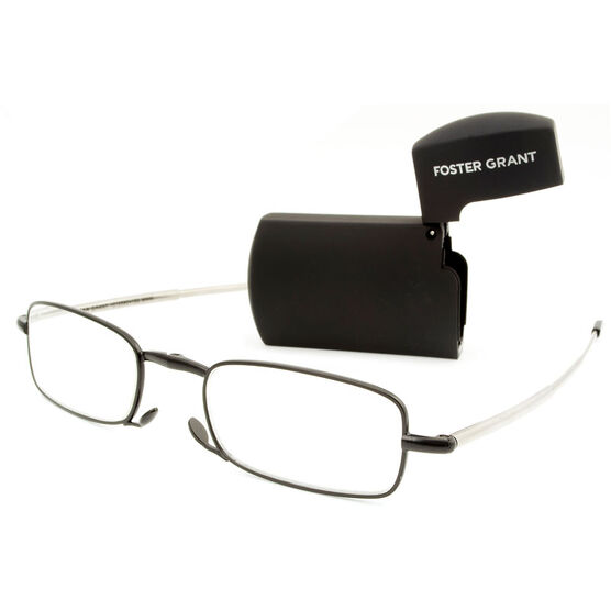 Foster Grant Gideon Men's Reading Glasses - 1.75