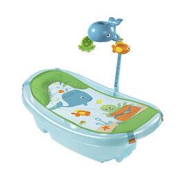 Summer Ocean Buddies Baby Tub with Toy Bar - 09256