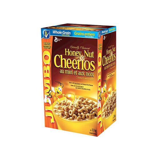 General Mills - Honey Nut Cheerios - 1.3kg