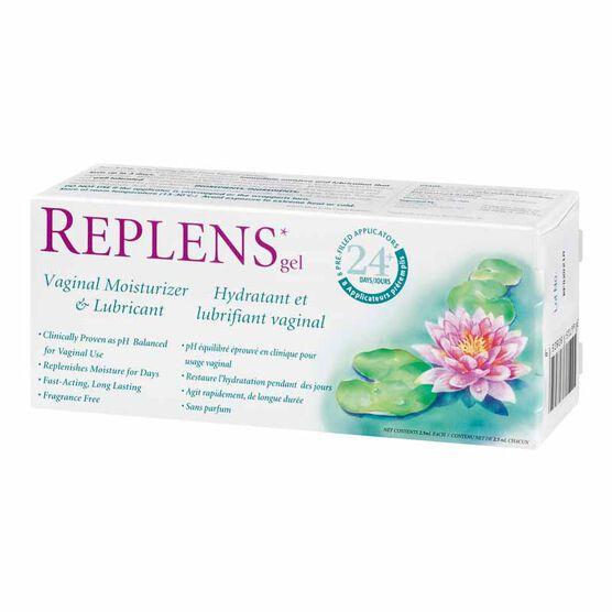 Replens Vaginal Moisturizer & Lubricant - 8's