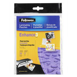 Fellowes Laminating Photo Pouches - 25 sheets