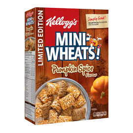 Kellogg's Mini Wheats - Pumpkin - 439g